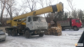 АВТОКРАН КС 53215
